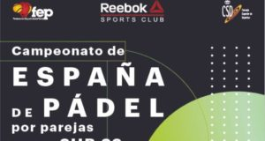 En directo las finales del Campeonato de España de Pádel por parejas SUB 23