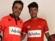 Fernando Belasteguín y Agustín Tapia formarán pareja a partir del Mijas Open 2019