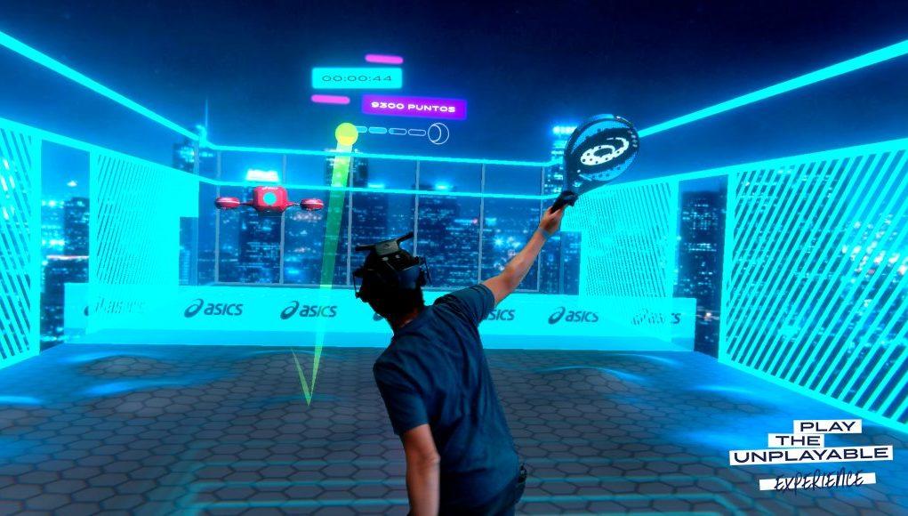 ASICS lanza su nuevo juego de realidad virtual