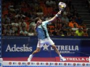 Los tres mejores puntos de pádel del Estrella Damm Valencia Open 2019