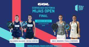 En directo las finales del Cervezas Victoria Mijas Open 2019