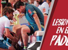 Las lesiones más comunes del pádel y cómo evitarlas