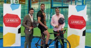 Kombat Padel, pala oficial de La Vuelta