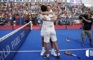 Martín Sánchez Piñeiro y Álex Ruiz pueden con los nº1 en los cuartos del Cervezas Victoria Mijas Open