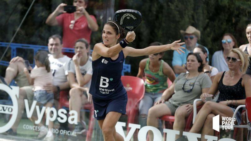 Octavos de final femeninos del Cervezas Victoria Mijas Open