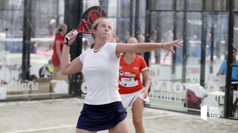 Fase previa femenina del Mijas Open