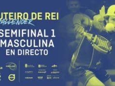En directo las semifinales del Outeiro De Rei Challenger 2019