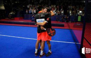 Tapia y Bela firman el torneo perfecto para coronarse en el Estrella Damm Madrid Master 2019
