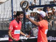 Campeones del Cascais Padel Master