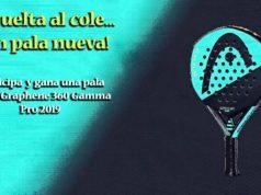 Concurso de la pala HEAD Graphene 360 Gamma Pro 2019