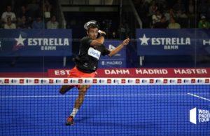 Los tres mejores puntos de pádel del Estrella Damm Madrid Master 2019