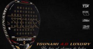 Siux saca uno de sus mejores modelos en una versión superior, la Tsunami 4.0 Luxury