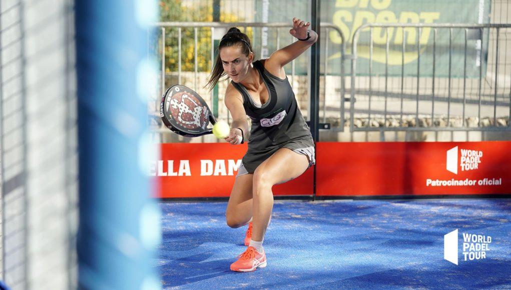 Comienza el cuadro final femenino del Estrella Damm Menorca Open