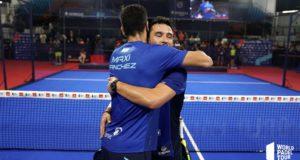 Sanyo y Maxi culminan un torneo perfecto en Menorca