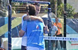 Coki Nieto y Javi Rico logran su primer título en el San Javier Challenger