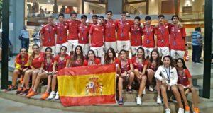 La selección española logra el doblete en el Mundial de Pádel de Menores 2019