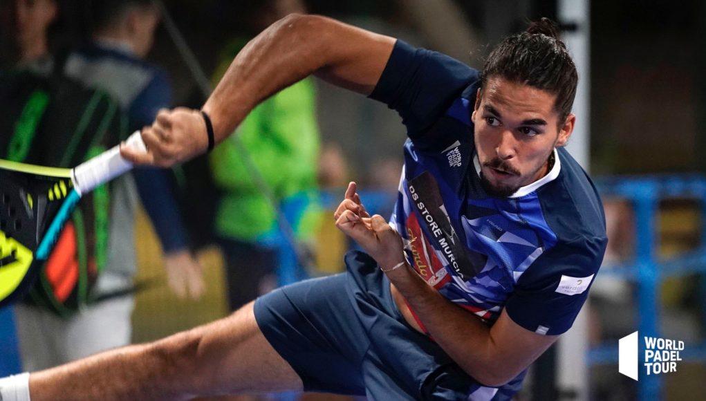 En juego la fase previa masculina del Estrella Damm Menorca Open 2019