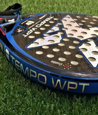Análisis de la pala de pádel Nox TEMPO World Padel Tour Luxury Series