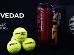 Siux lanza sus primeras pelotas de pádel , Siux Match y Siux Match Pro
