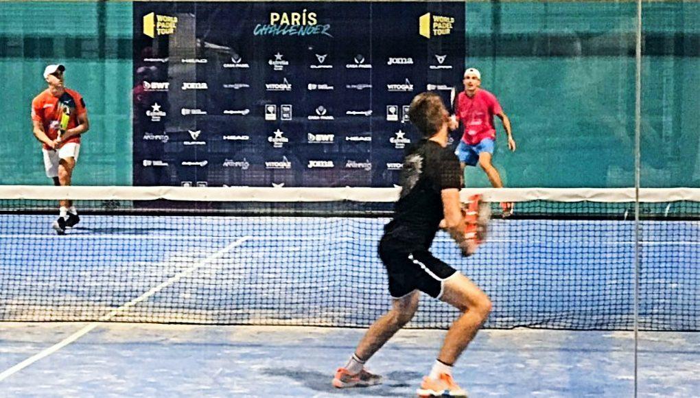 Fase previa del París Challenger 2019