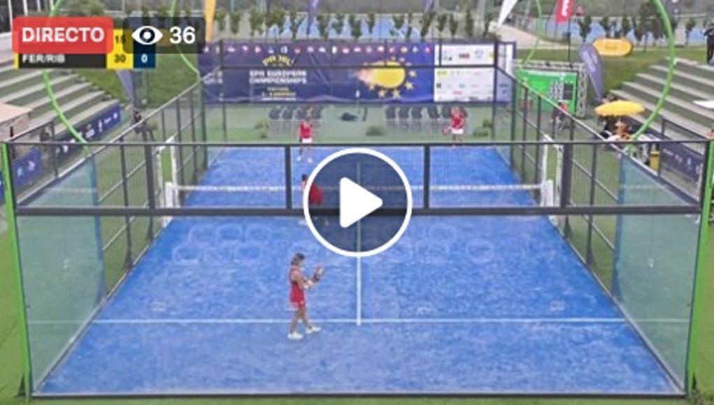En directo la final femenina por equipos del European Championships