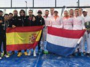La selección española sigue con paso firme en el Campeonato de Europa