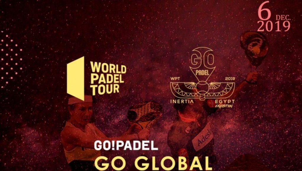 World Padel Tour visitará por primera vez África con la Egypt Exhibition