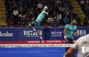 Semifinales de altos vuelos en el Cervezas Victoria Córdoba Open