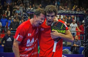 Paquito y Lebrón son los primeros campeones del Sao Paulo Open