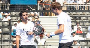 Piñeiro y Ruiz se cuelan en la fiesta de los favoritos en el México Open