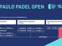 Horarios del streaming del Sao Paulo Open