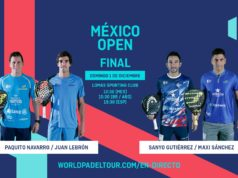 En directo la final del México Open