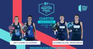 streaming de los cuartos de final del Master Final