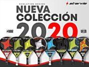StarVie presenta su nueva colección de palas de pádel 2020