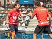 Paquito Navarro y Juan Lebrón se aseguran acabar el año como nº1 tras los resultados de las semifinales del México Open
