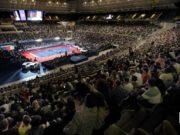 El Palau Sant Jordi contará con dos pistas centrales para albergar el Estrella Damm Barcelona Master 2020