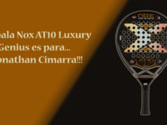 Y el ganador de la pala Nox AT10 Luxury Genius es…