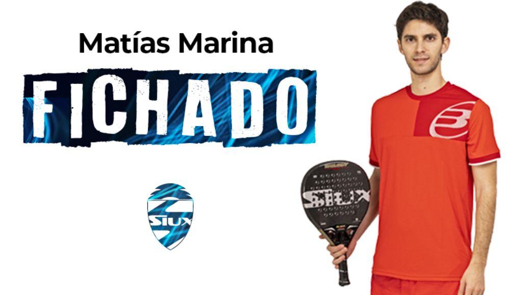 Maty Marina y Siux, juntos en 2020