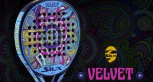 Siux llena de color el mundo del pádel con la Siux Vevet Pro 2.0