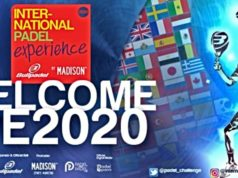El International Padel Experience by Madison amplía su calendario y estará en 50 sedes y 24 países en 2020