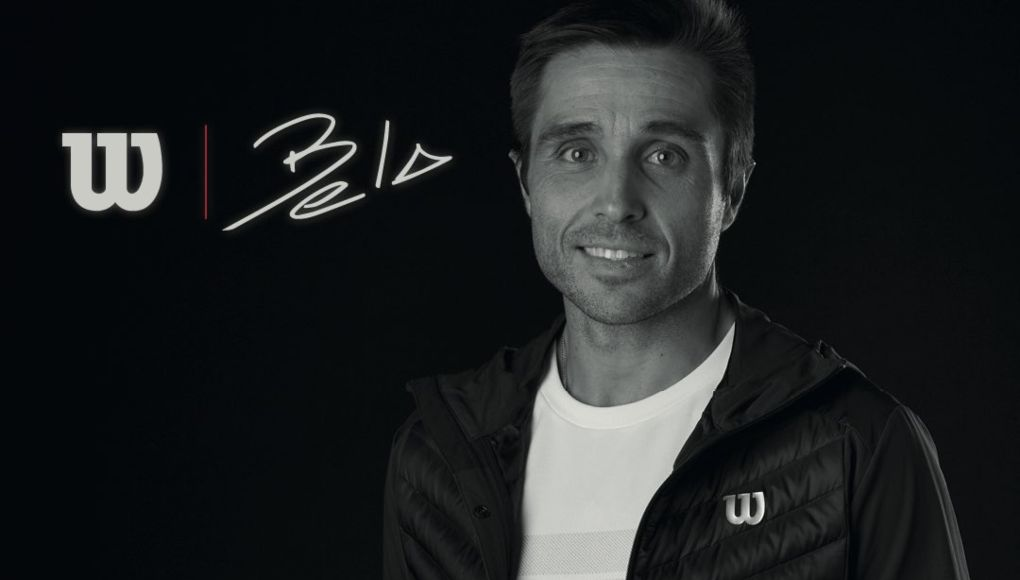 Fernando Belasteguín firma con Wilson