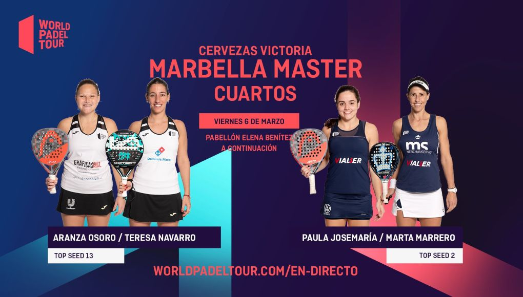 Streaming del Marbella Master 2020