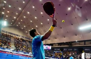Definidas las semifinales masculinas del Marbella Master