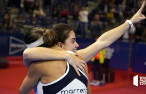 Marta Marrero y Paula Josemaría campeonas del Cervezas Victoria Marbella Master 2020