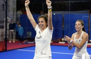 Golpe de autoridad de Marta Ortega y Bea González en los cuartos de final del Cervezas Victoria Marbella Master 2020