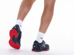 HEAD Pádel presenta la nuevas zapatillas de Sanyo Gutiérrez, las SPRINT PRO 3.0 CLAY