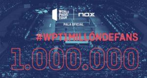 World Padel Tour y Nox sortean una pala Nerbo WPT