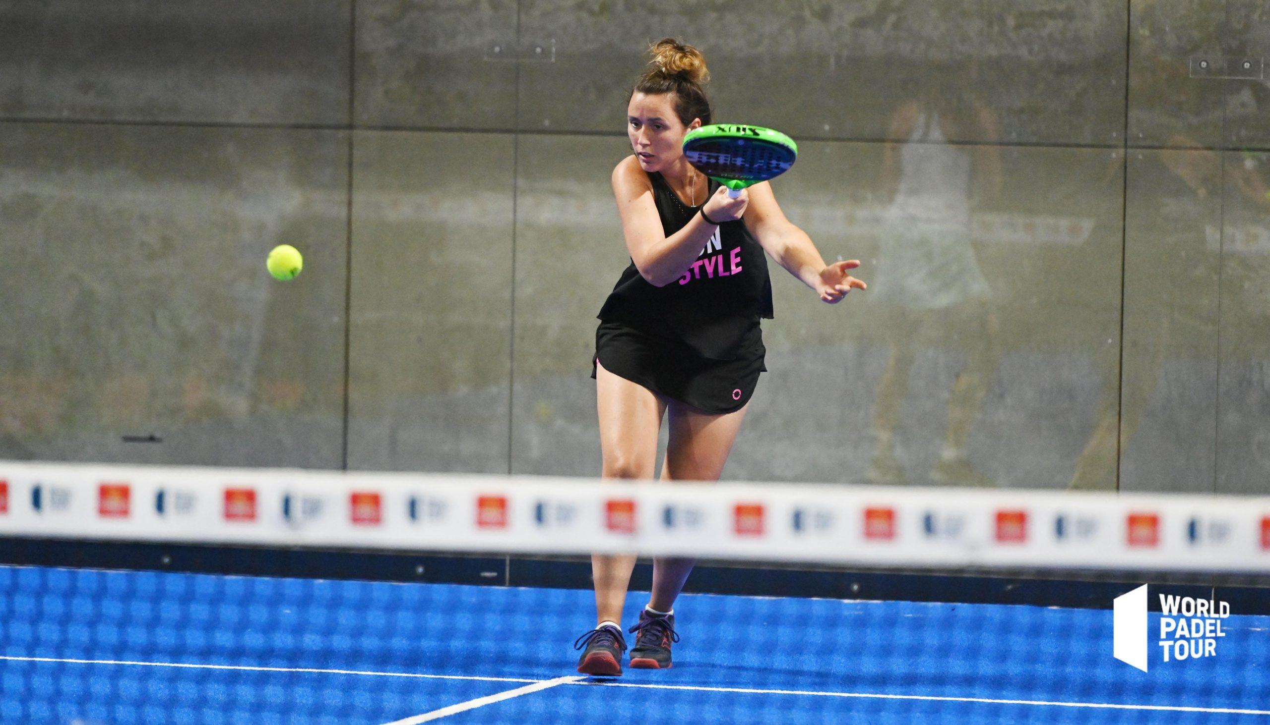 APre previa femenina del Estrella Damm Open 2020