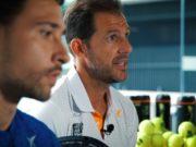 Juan Martín Díaz y Lucas Campagnolo