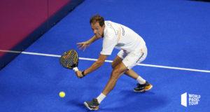 El regreso de Juan Martín Díaz marca los dieciseisavos de final del Estrella Damm Open